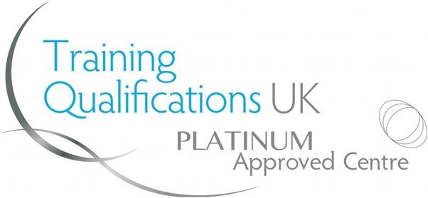 Training Qualifications UK Platinum Approved Centre